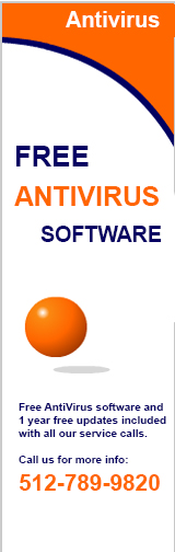 Free Computer Repair Antivirus Install in Salt Lake City, Utah
